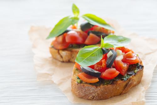 lekker en gezond eten