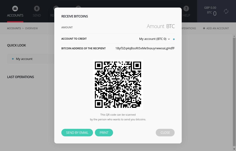 digitale portemonnee