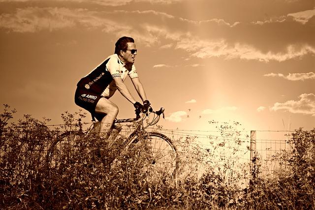 zelf bepalen fietsen