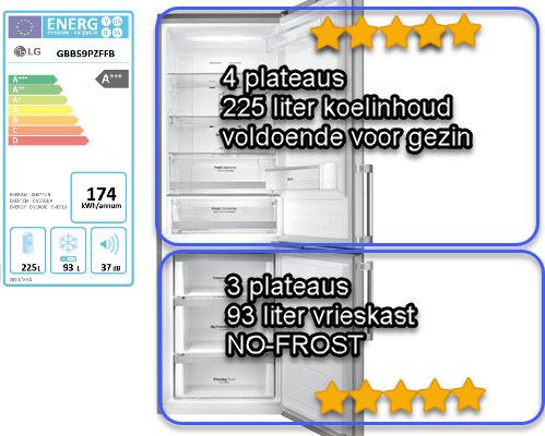 LG GBB59PZFFB review
