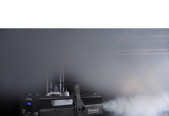 Alles wat jij moet weten over rookmachines