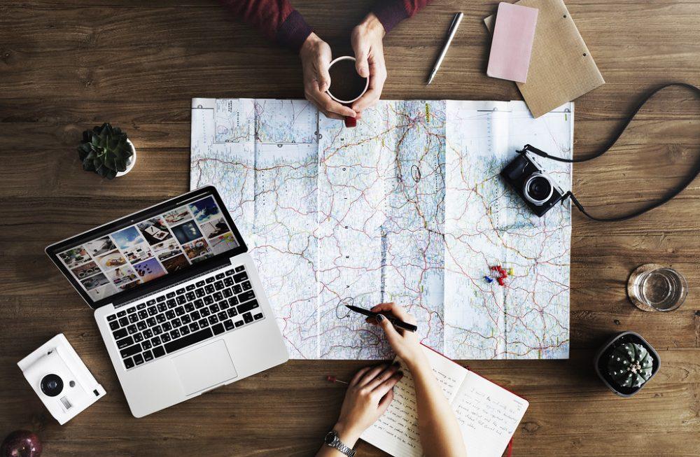 reis plannen