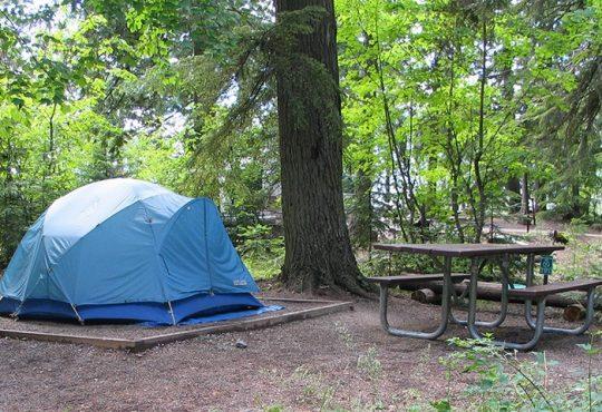 tips eerste keer kamperen