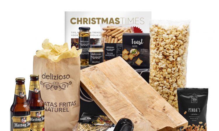 Kerstpakketten voor mannen samenstellen- 3 tips!