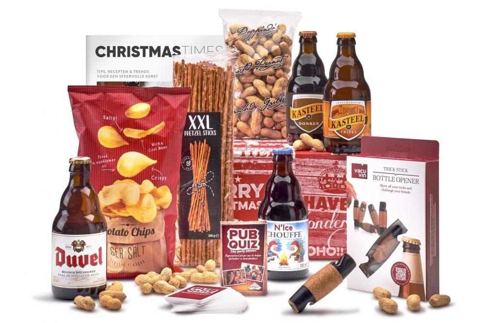 vroegtijdig bestellen kerstpakket