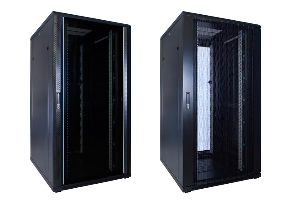 Verschillende mogelijkheden serverkast