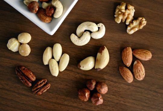 Dit zijn de meest gezonde noten om te snacken