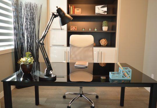 Kantoor in huis inrichten- zo geniet je van een praktische werkplek!