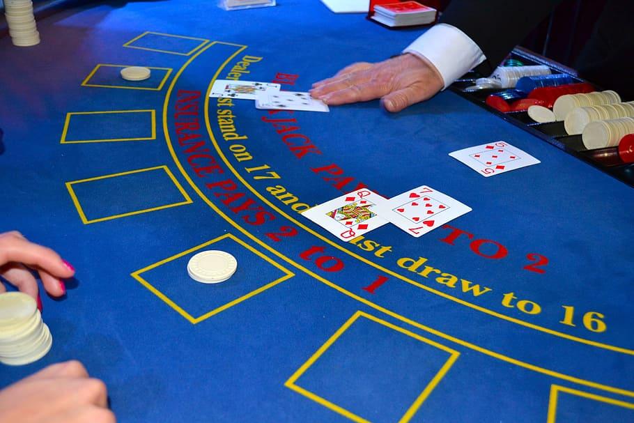 regels blackjack