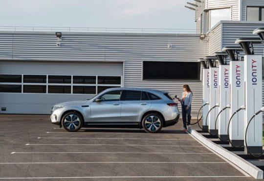 Laadpas voor de elektrische auto