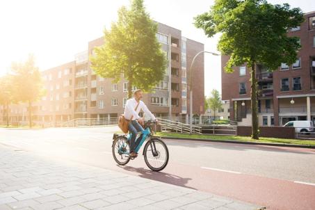 Voordelen van het fietsen naar werk