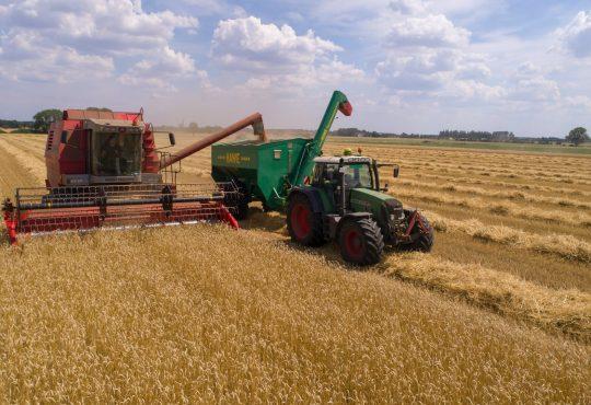 Zorgen voor optimale landbouw